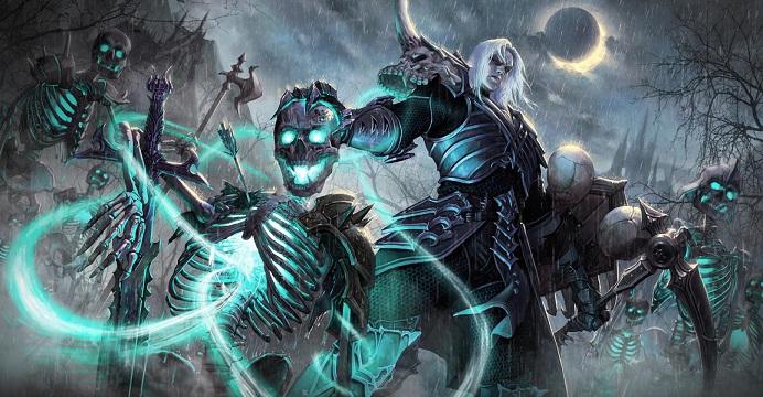 暗黑破坏神不朽死灵法师能召唤几个?暗黑破坏神不朽死灵法师技能强度分析