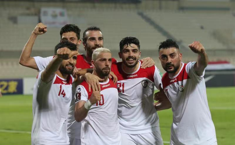 叙利亚队击败马尔代夫,叙利亚队4-0击败了马尔代夫,卡塔尔世界杯预选赛