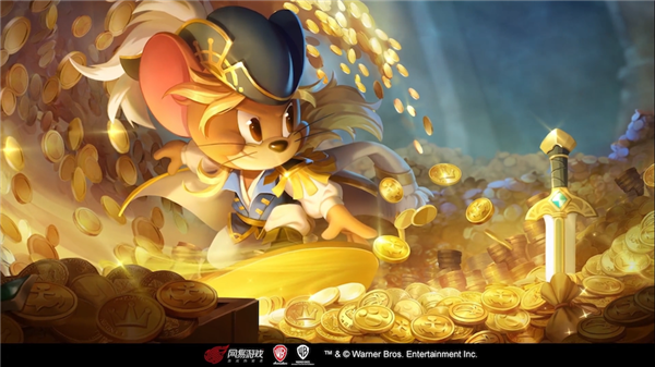 海盗杰瑞的冒险,猫和老鼠S皮宝藏之王登录魔镜