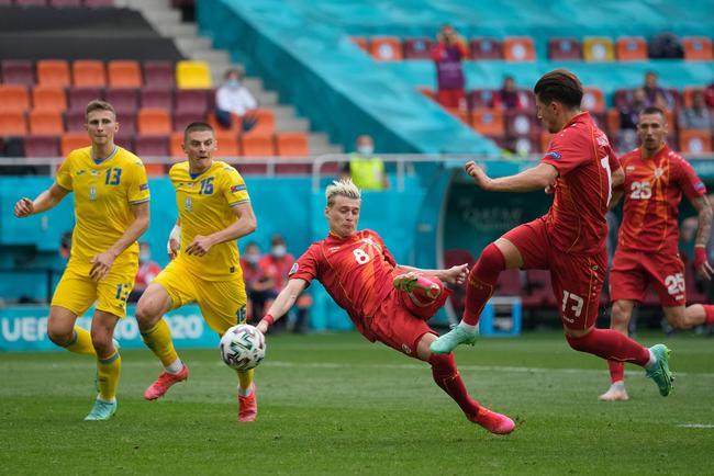2020欧洲杯1/8决赛乌克兰2-1战胜瑞典,乌克兰2-1淘汰瑞典晋级8强,乌克兰2-1战胜瑞典