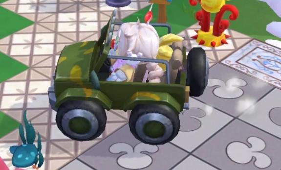 摩尔庄园手游吉普车怎么获得?摩尔庄园手游吉普车获取方法介绍