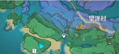 原神海祇岛南方洞窟在哪?原神海祇岛南方洞窟位置攻略