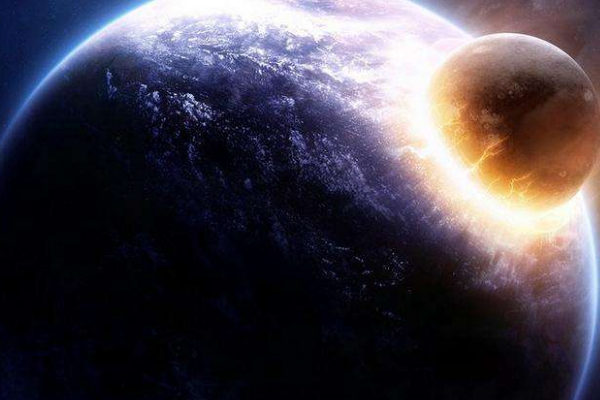 科學家猜想小行星撞擊地球導致地殼物質循環