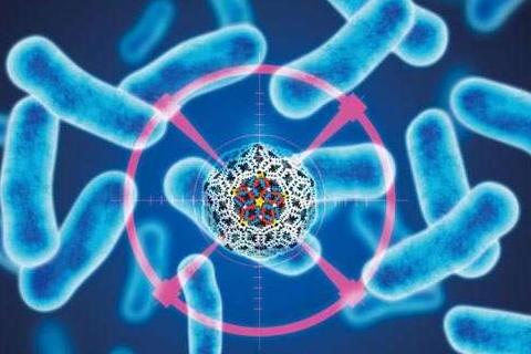 人造細菌能夠超笑滅殺病毒細菌