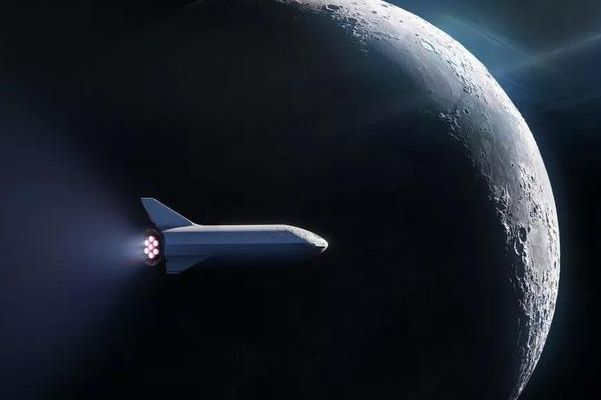 SpaceX,绕月旅行