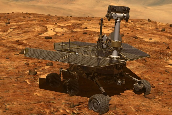 火星沙层暴,NASA,机遇号救援行动
