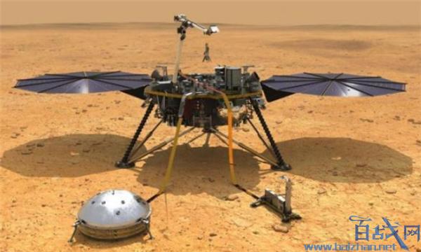 NASA检测火星地震,火星疑似地震,火星地震