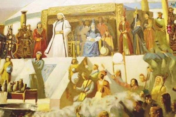 历史上的蒙哥大汗是怎么死的呢?蒙哥简介