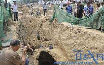 包拯陵墓在哪里,包公墓穴怎么样,包拯陵墓被找到了吗