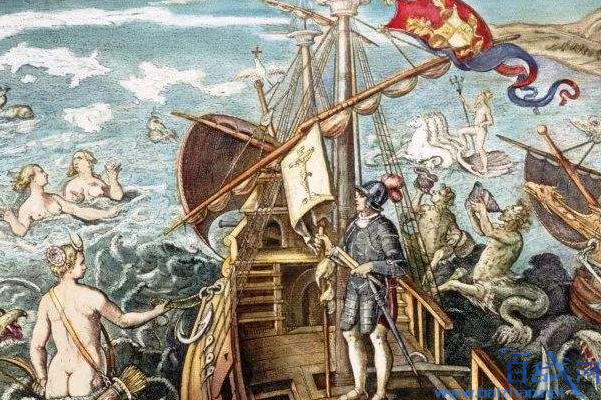 哥伦布,哥伦布发现新大陆,哥伦布航海