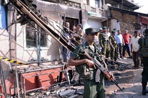 斯里兰卡紧急状态,斯里兰卡进入紧急状态,斯里兰卡紧急状态持续时间