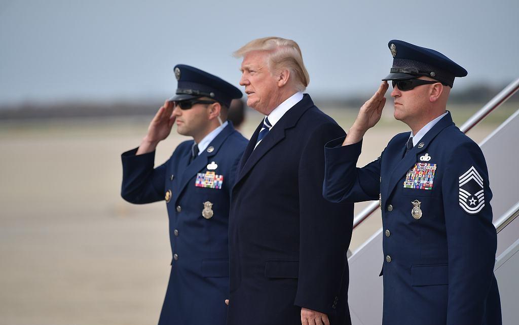 特朗普回白宫,美国总统,核密码