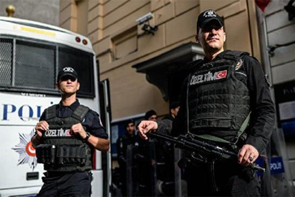 土耳其逮捕恐袭嫌犯,土耳其逮捕嫌犯,逮捕恐袭嫌犯