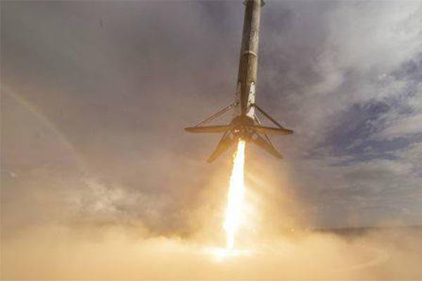 SpaceX再破纪录