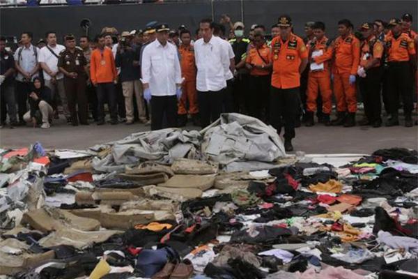 印尼狮航189人遇难