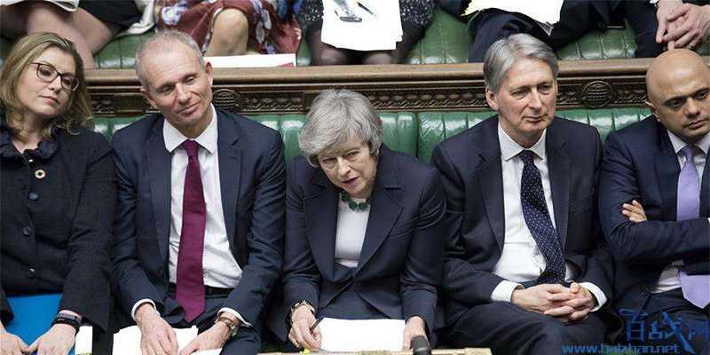 英脱欧协议再遭否决,英脱欧协议
