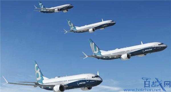 波音737MAX停飞,美航延长波音停飞,波音737