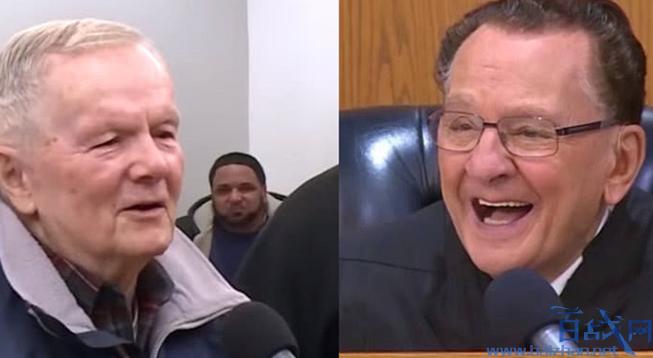90岁大爷开车送妻就医,美国90岁大爷开车超速,90岁大爷超速开车判缓刑20年