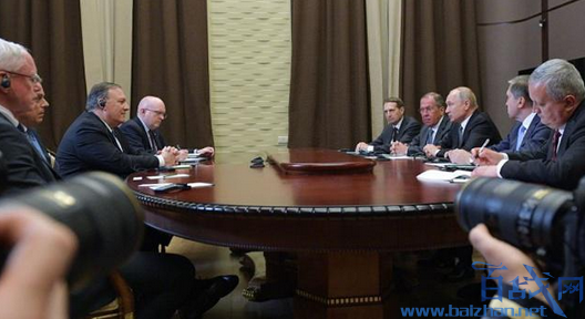 普京会见美国务卿,普京会见美国国务卿,美国国务卿