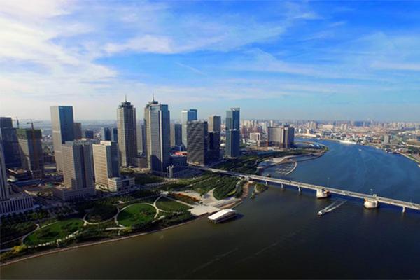 天津滨海新区gdp算天津市的吗_重磅 天津入围全国最健康宜居城市,专治不服 实至名归