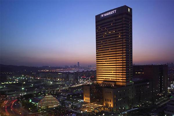 在华外企应尊重中国民族感情,万豪国际酒店