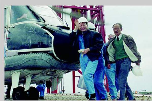 中海油第二任总经理逝世,钟一鸣
