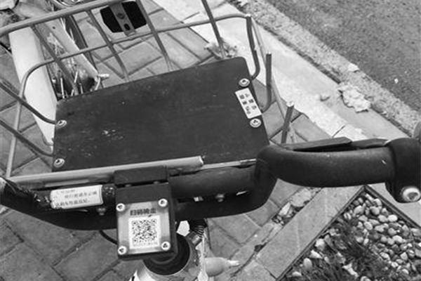 被肢解单车遍地,共享单车,摩拜