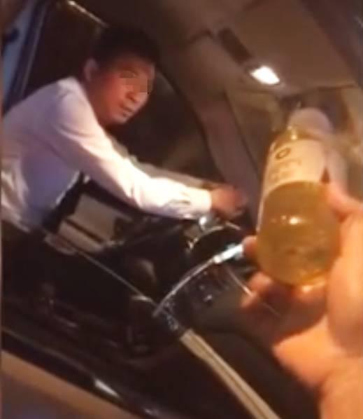 滴滴回应乘客喝到尿,滴滴,乘客喝到尿
