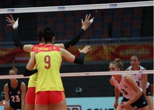 中国女排零封美国,中国女排,女排世锦赛