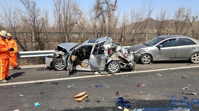 京藏高速事故,特大事故京藏高速