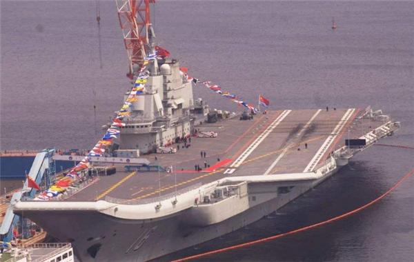 人民海軍成立70周年慶典,潛艇群航母群將受閱