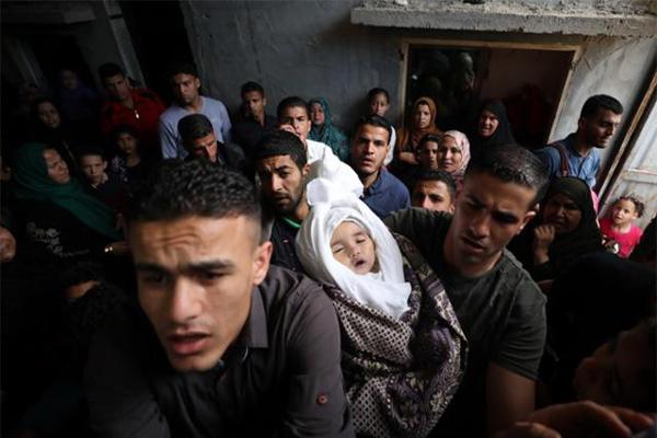以色列空袭加沙,亟待熄火背后多因素或促使尽快达成目的