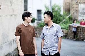 張瑞涵與郭京飛再次聚首《青戀》