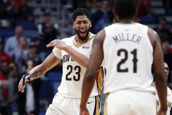 NBA2K8NBA榜首神迹浓眉造,数据亮眼带领球队完成反转