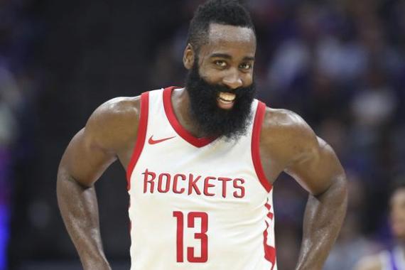 NBA全明星扣篮大赛哈登体现或盛赞已提早确定常规赛MVP?