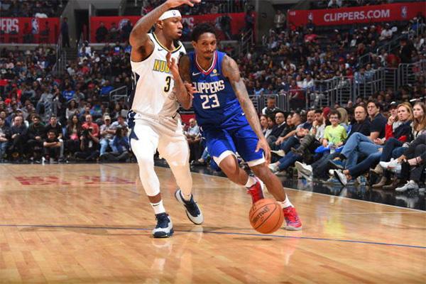 西部多队争第四,NBA,快船,季后赛