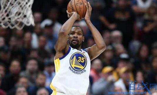 杜兰特38分,勇士复仇快船,NBA季后赛
