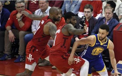 NBA勇士4-2晉級西決 火箭遺憾止步半決賽