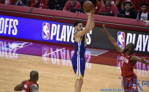 NBA勇士火箭,勇士4-2火箭,NBA西部决赛