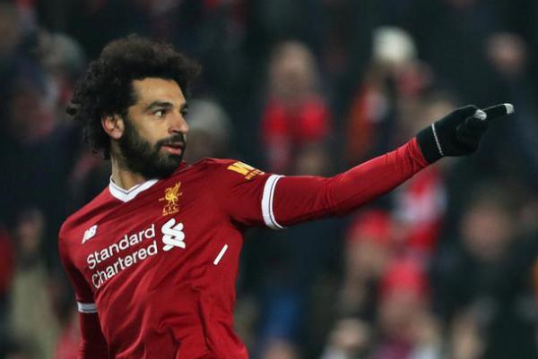 利物浦主动提高萨拉赫待遇防止其他球队挖角