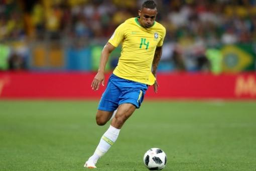达尼洛告别世界杯,因伤将错过所有比赛