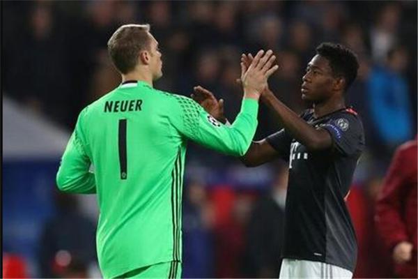 诺伊尔和阿拉巴缺席德国杯,德国杯比赛球队,德国杯比赛名单