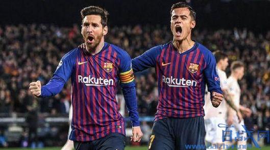 巴萨完胜曼联,巴萨战胜曼联,梅西