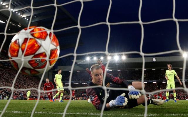 利物浦4-0巴萨,利物浦,巴萨,欧冠决赛