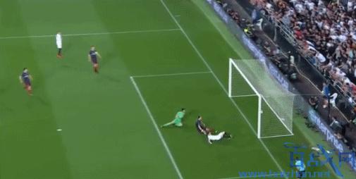 加梅罗率先进球,1-0