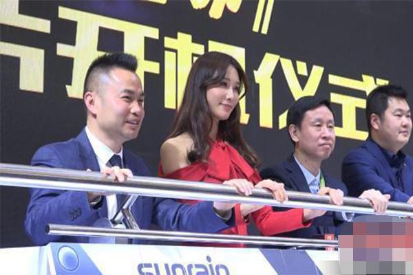 林志玲回应发福,台湾明星