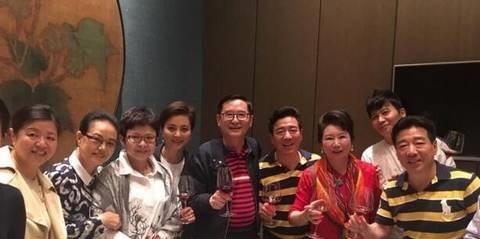 56岁董文华近照曝光,董文华,歌唱家