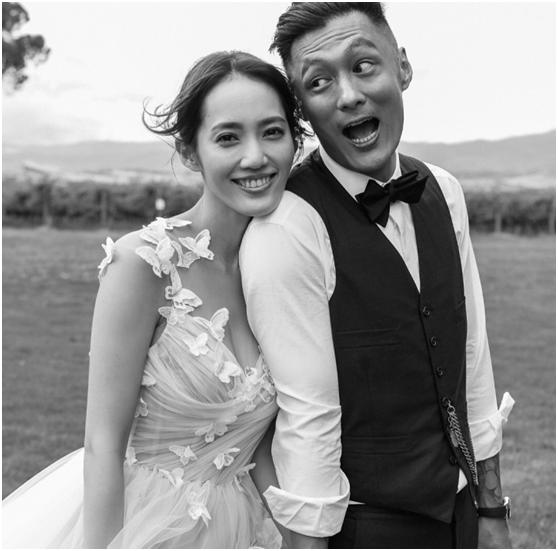 余文乐结婚一周年