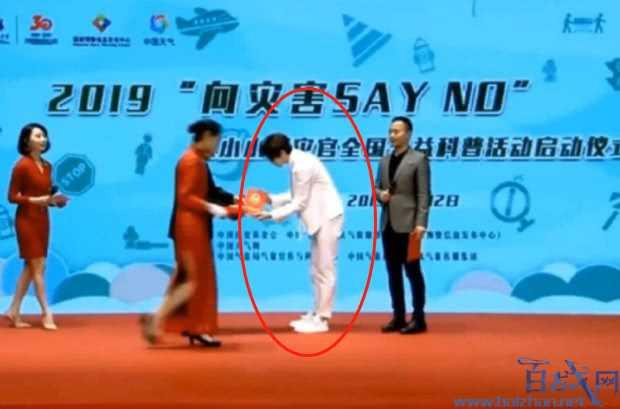 蔡徐坤担任扶贫减灾形象大使,NBA形象大使,五四新青年蔡徐坤