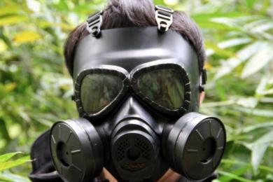 防毒面具是根据什么动物发明的?答案绝对令你意想不到